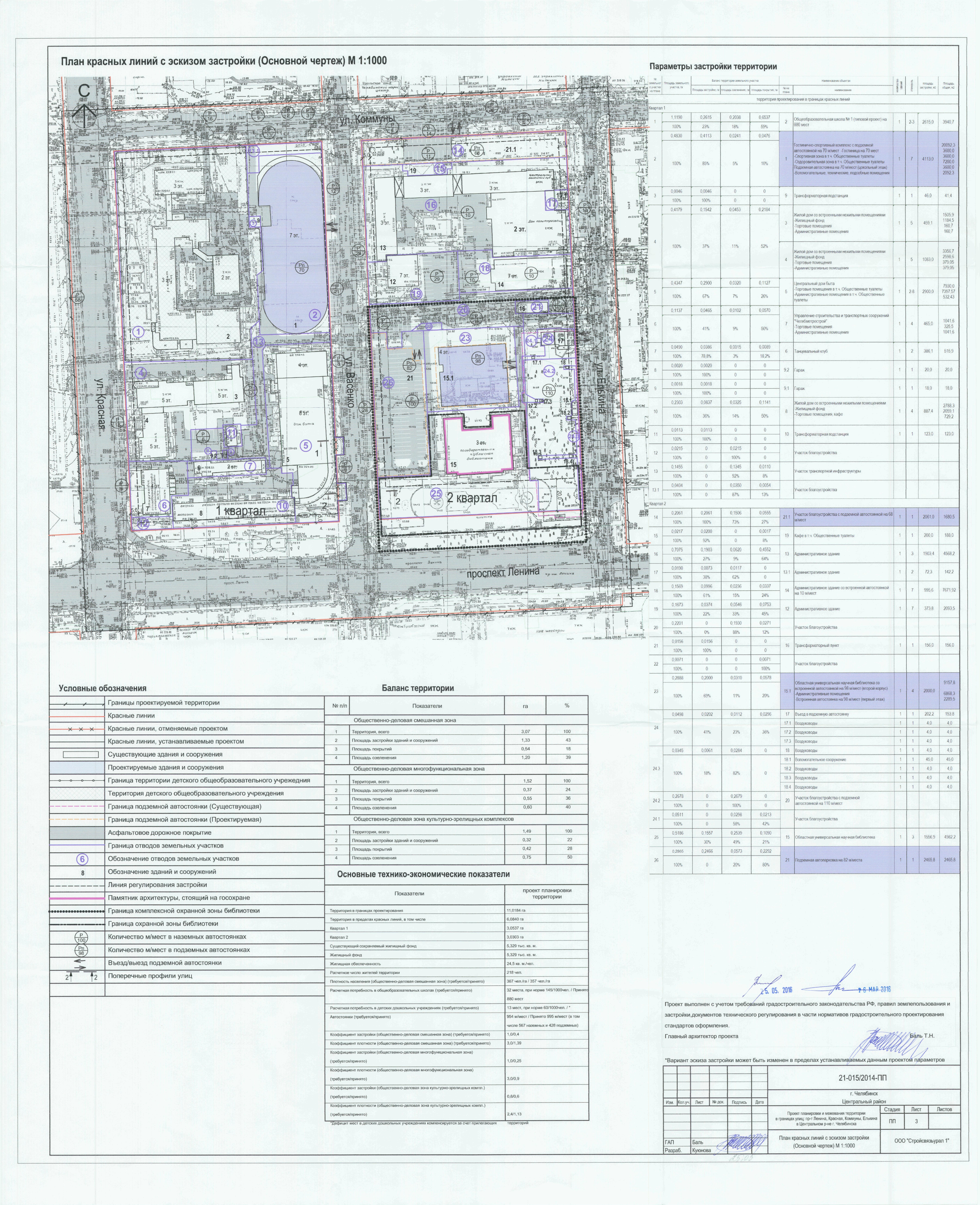планировочная схема краснопольской площадки 1
